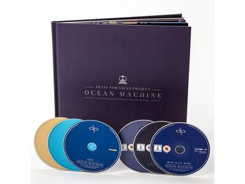 Devin Townsend Project: Ocean machine/Live 2017 (3 CD + 2 DVD + Blu-ray)