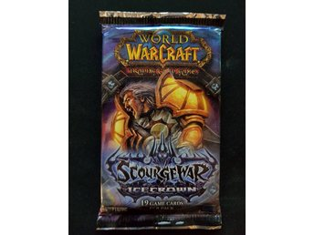 World of Warcraft TCG Kort - Icecrown Booster Pack