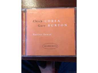 CD Chick Corea & Gary Burton