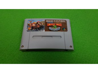 Donkey Kong Country 3 NTSC-J Super Nintendo Snes