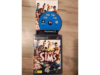 The Sims - Playstation 2 PS2