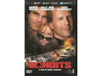 BANDITS - BRUCE WILLIS  (SVENSKT TEXT)