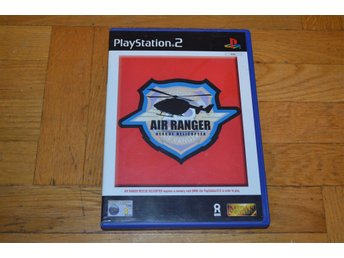 Air Ranger Rescue Playstation 2 PS2