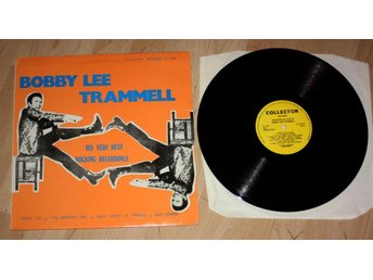 Bobby Lee Trammell  Very Best US Rockabilly 1950's M-