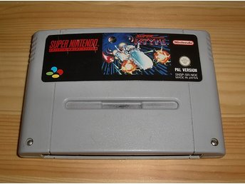 Snes: Super R-Type