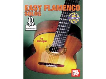 Mel Bay Easy Flamenco Solos