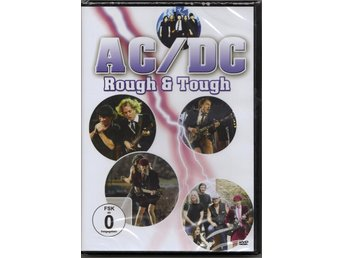 AC/DC - Rough & Tough DVD (INPLASTAD)
