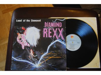 Diamond Rex Land of the damned