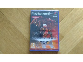 NYTT! PlayStation 2/PS2: Zone of the Enders 2 II