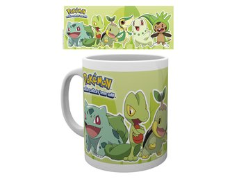 Mugg - Pokemon - Grass Partners (MG1095)