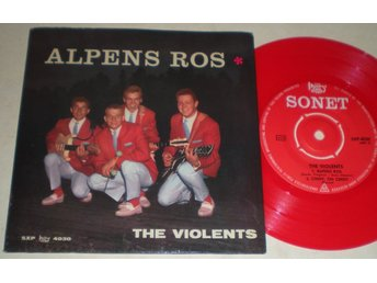 Violents EP/PS Alpens ros 1961