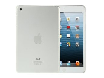 iPad Mini 1 / 2 / 3 Skal - Frost Transparent