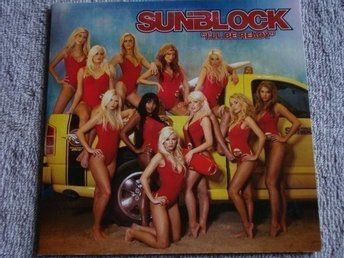 Sunblock - I'll be ready - Baywatch theme remix, 2tr CDS-Ny!