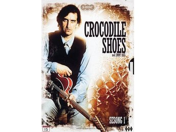 Crocodile shoes / Säsong 1 (Norskt omslag) (3 DVD) Ord Pris 99 kr SALE