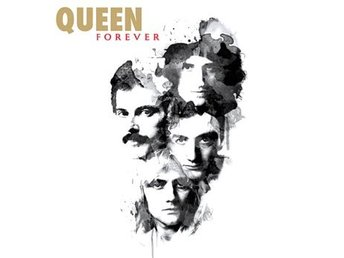 Queen: Queen forever 1974-2014 (Rem) (CD)