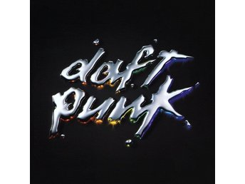 CD -Daft Punk ‎– Discovery