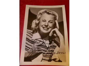 Legenden June Allyson (1917-2006)
