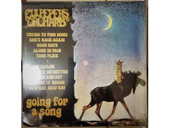"Culpepper´s Orchard ""Going for a song"" LP  RSD 2018"