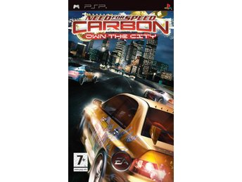 Need for Speed Carbon Own the City - Sony PSP