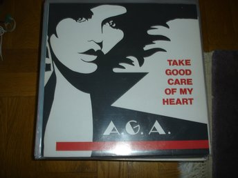 """12"" - A.G.A - Take good care of my heart"