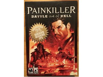Painkiller: Battle Out of Hell (PC NY!)
