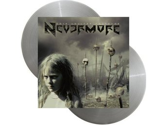Nevermore -This godless endeavor DLP US edition on silver vi
