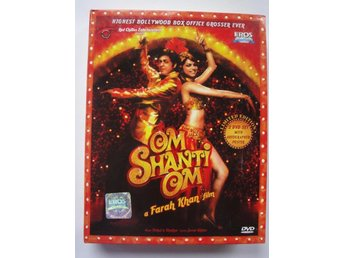 Om Shanti Om – DVD, A Farah khan film Bollywood