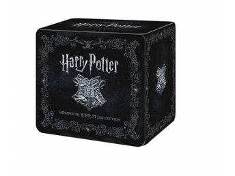 HARRY POTTER - 4K ULTRA HD STEELBOOK Box - 8 Filmer