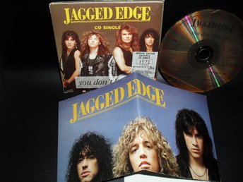 JAGGED EDGE - YOU DON´T LOVE ME ( CD -SINGEL )