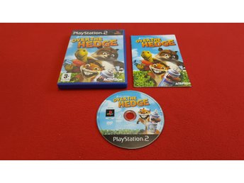 OVER THE HEDGE till Sony Playstation 2 PS2