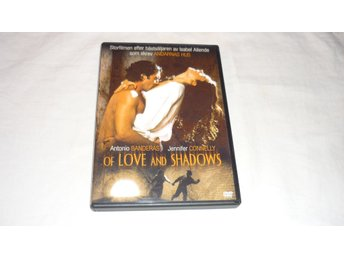 Of love and shadows - Antonio Banderas - Jennifer Connelly - 1994 - Svensk text