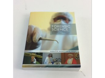 Bok, Forensic Science (2nd Edition), Andrew R.W. Jackson & Julie M. Jackson