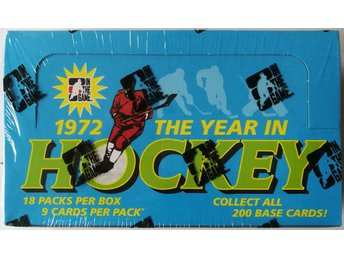 2009-2010 In The Game 1972 The Year in Hockey Box