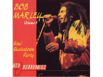 Bob Marley - Vol 3 - Soul Shakedown Party