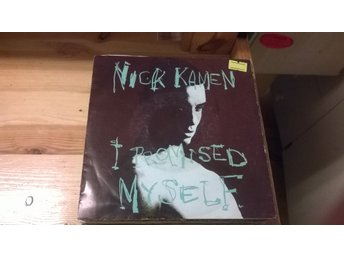 Nick Kamen - I Promised Myself, EP