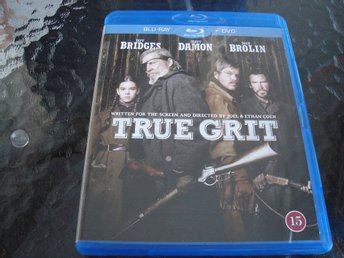 TRUE GRIT *Jeff Bridges, Matt Damon, Josh Brolin*
