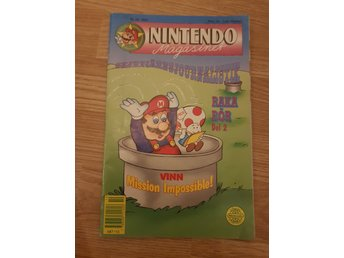 Nintendo magasin -91