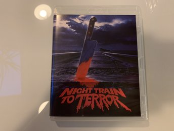 Night Train to Terror (Vinegar Syndrome, US Import, Regionsfri)
