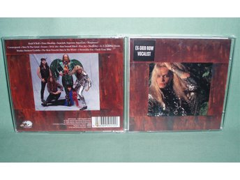 SEBASTIAN BACH & FRIENDS - Bring 'em Bach alive! , CD 2002 , ex Skid Row ,
