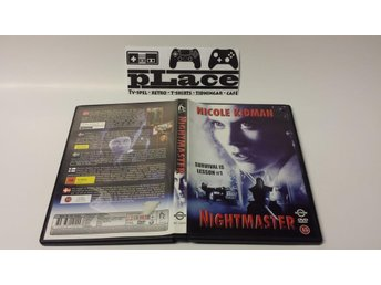 Nightmaster DVD
