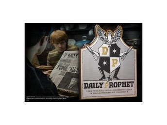 Harry Potter Väggplakett Daily Prophet
