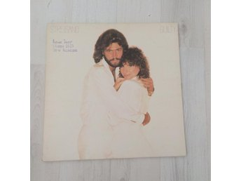 BARBARA STREISAND - GUILTY. (NEAR MINT LP)
