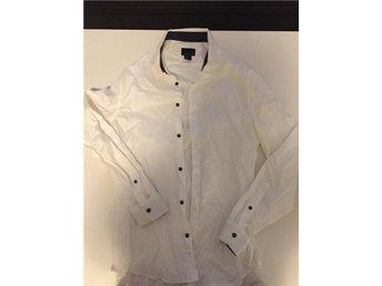Premium cotton skjorta från H&M - Storlek S - Nyköping - Premium cotton skjorta från H&M - Storlek S - Nyköping