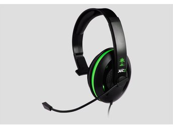 - Turtle Beach Earforce XC1 #REA# XBOX360 -