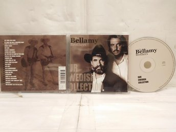 BELLAMY BROTHERS - OUR SWEDISH COLLECTION
