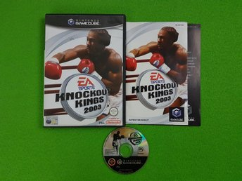 Knockout Kings 2003 KOMPLETT  GameCube Game Cube