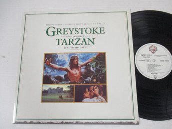 Greystoke The Legend Of Tarzan