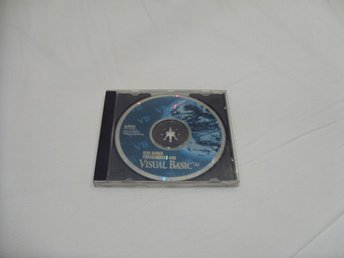 Visual Basic Real-World programming Sams Publishing Vintage CD ROM PC Windows