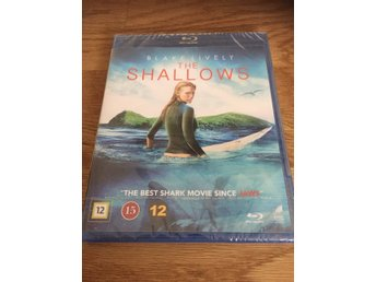 Blu-ray  : the shallows     ( inplastad)
