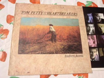 TOM PETTY and the HEARTBREAKERS - SOUTHERN ACCENTS LP 1985